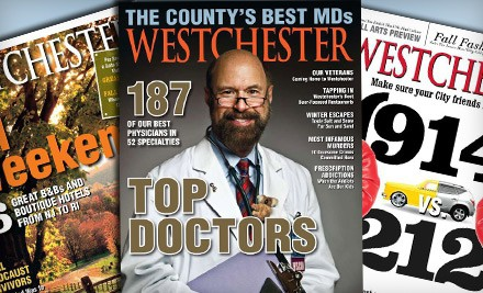 RackMultipart20121011 18525 tdxwb9 medium One  or Two Year Subscription to Westchester Magazine (Up to 53% Off)