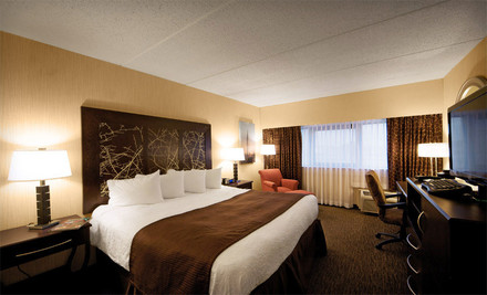 Adam s Mark Buffalo 01 wide medium $99 for a One Night Stay with Dining and Gaming Credits at Adams Mark Buffalo in Buffalo, NY