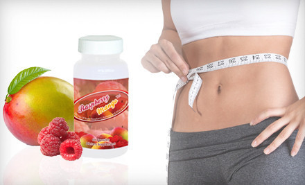 Groupon: 30-, 60-, Or 90 Day Supply Of Raspberry Ketone And African Mango Weight-Loss Supplements (Up To 68% Off). Free Shipping.