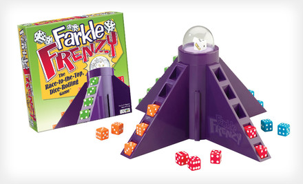 $9 for Farkle Frenzy Dice Game. Free Shipping