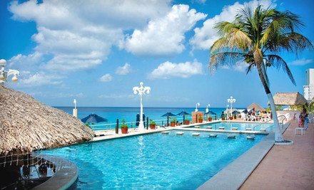 Miami: Three-, Four-, or Five-Night Stay at Coral Princess Hotel & Resort in Cozumel, Mexico