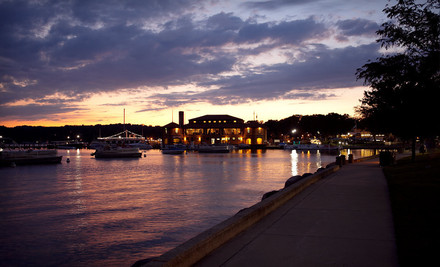 Option 2: Anchor suite for up to four, check in Friday or Saturday - The Cove of Lake Geneva in Lake Geneva