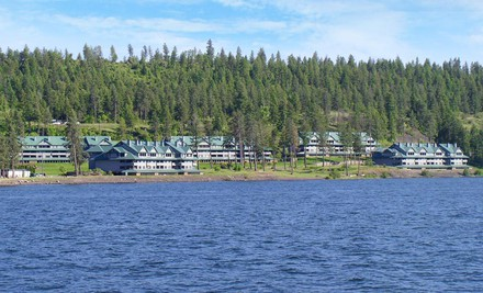 Spokane / Coeur d'Alene: Two- or Three-Night Condo Stay at Arrow Point Vacation Rentals in Harrison, ID