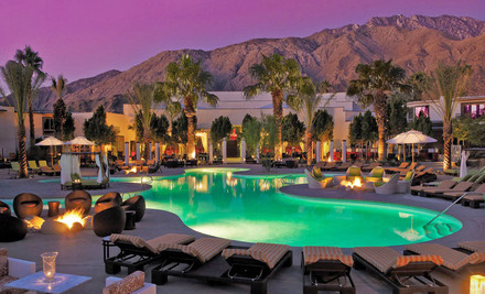 Los Angeles: One-Night Stay at Riviera in Palm Springs, CA