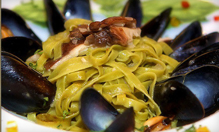 Washington DC: $20 for $45 Worth of Italian Cuisine at Tuscana West