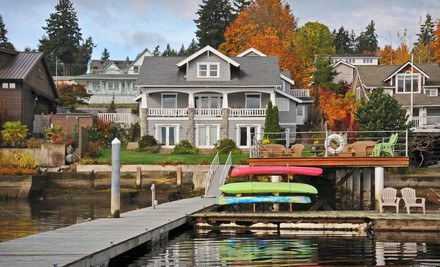 Seattle: One- or Two-Night Stay at Waterfront Inn in Gig Harbor, WA
