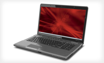 $379 for Toshiba Laptop. Free Shipping and Returns