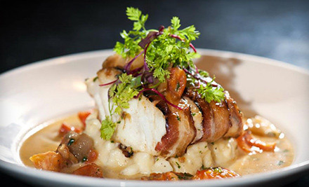 Boston: $25 for $50 Worth of Gourmet Seafood at Atlantica