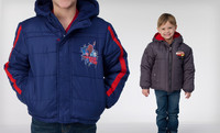 Boys Disney, Hasbro, or Marvel Jackets Only $19 Shipped