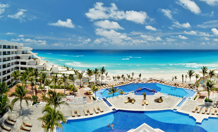 San Diego: Three- or Four-Night All-Inclusive Stay at Oasis Sens in Cancún, Mexico