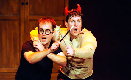 2 p.m., Jan. 6, 2013, Orchestra Center Front: One Ticket to Potted Potter -