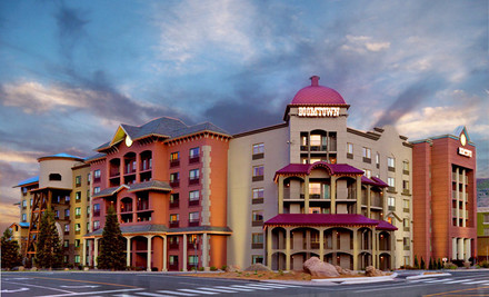 Reno: One- or Two-Night Stay for Two with Optional Dining and Casino Credits at Boomtown Hotel & Casino in Reno, NV