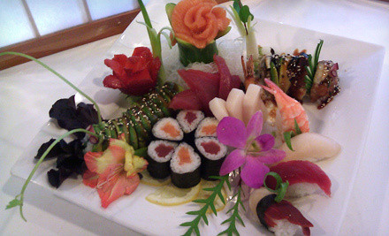 Minneapolis / St Paul: Sushi and Asian Cuisine at Asia Bistro (Half Off)