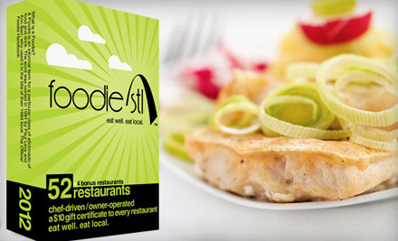 St Louis: $20 for a Deck of 53 Gift Cards to Local Restaurants from Foodie STL ($43 Value)