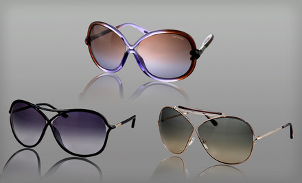 $85 for Tom Ford Women's or Unisex Sunglasses. 24 Options Available. Free Shipping and Returns