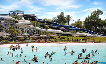 Phoenix: $13 for an All-Day Outing at Big Surf Waterpark (Up to $26.95 Value)