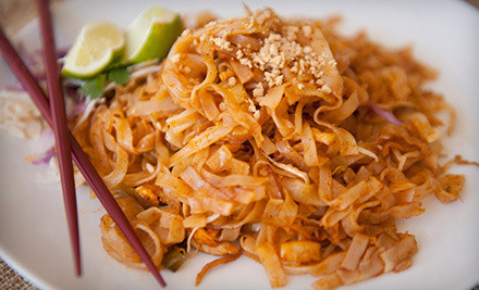 Denver: $15 for $30 Worth of Thai Cuisine at Thai Kitchen 3