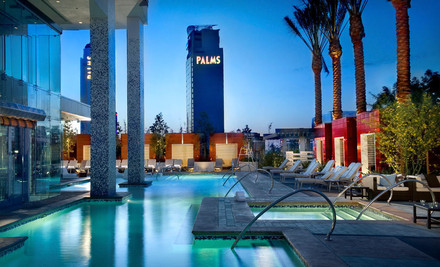 Las Vegas: Two-Night Stay with Dining Credit at Palms Place Hotel at the Palms in Las Vegas
