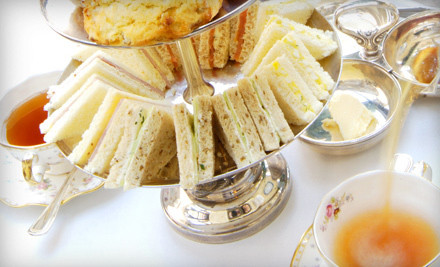 New York: $24 for Afternoon Tea for Two with Assorted Sandwiches and Pastries at Sanctuary T ($48 Value)