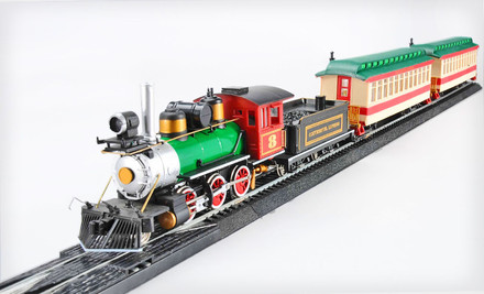 Mota Speed-Controlled Electric Train Set $59 (Save 61%)