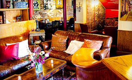 $30 Groupon - Alchemy Cafe & Bistro in Gloucester
