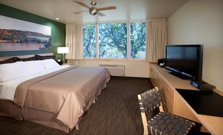 Wichita: One-Night Stay at Roman Nose State Park (Up to 51% Off). Two Options Available.