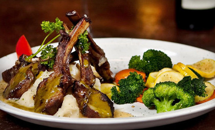 Austin: $25 for $50 Worth of Italian Cuisine at Rocco's Grill