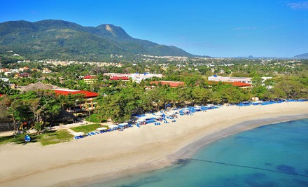All-Inclusive Four-Star Resort in Caribbean
