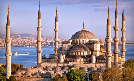 Tour of Turkey with Round-Trip Airfare