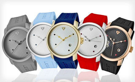 $59 for a Men's Swiss Legend Planetimer Watch. 21 Options Available. Free Shipping and Free Returns
