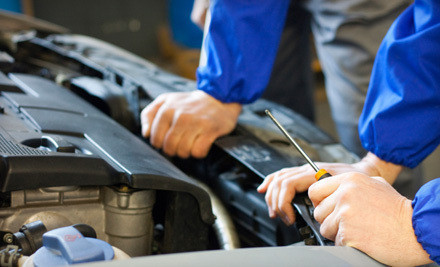 Up to 80% Off Oil-Change Packages
