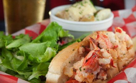 Up to 58% Off Seafood or Craft Beer at Freddy's Lobster & Clams