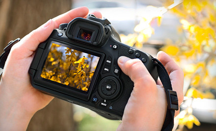 Up to 52% Off Digital-Photography Workshop