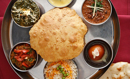 Half Off Indian Cuisine at Curry Mantra