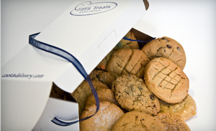 Austin: $10 for $20 Worth of Freshly Baked, Warm Cookies and Brownies from Tiff's Treats
