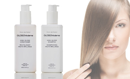 GLOSS Moderne Two Piece Haircare Duo $29 Shipped (Save 59%)