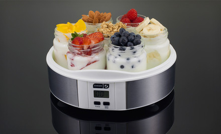 Dash Seven-Jar Yogurt Maker