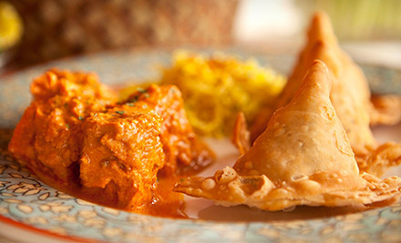 Half Off Indian Cuisine at Naan & Beyond