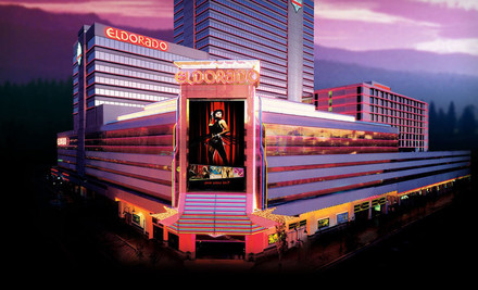 Reno: One-Night Stay at Eldorado Hotel Casino in Reno, NV