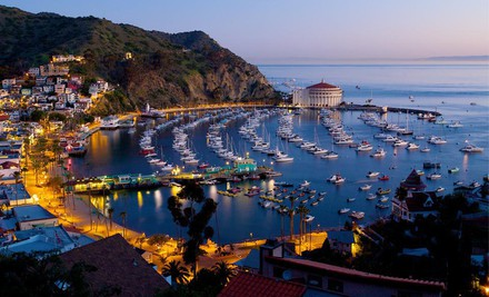 Los Angeles: One- or Two-Night Stay at Catalina Canyon Resort & Spa in Catalina Island, CA