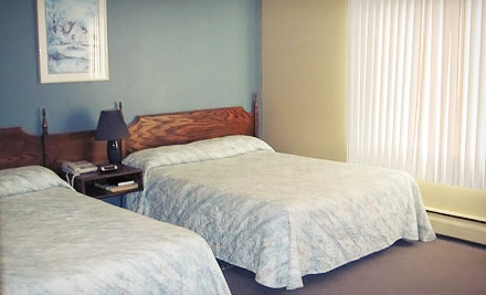 St John's: $249 for a Two-Night Stay for Two with Daily Breakfast and One Dinner at Silverwood Inn ($499.46 Value)