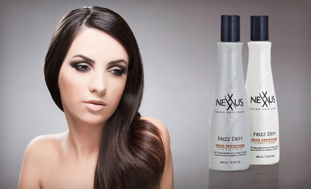 Nexxus Frizz Defy Haircare Duo $14 (Save 44%)