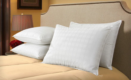 Sealy Cotton Pillows Four-Pack from $39 Shipped (Up to 65% Off)