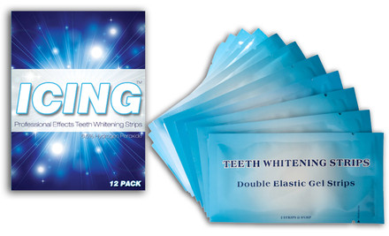 Professional Effects Teeth Whitening Strips $18 Shipped (Save 69%)