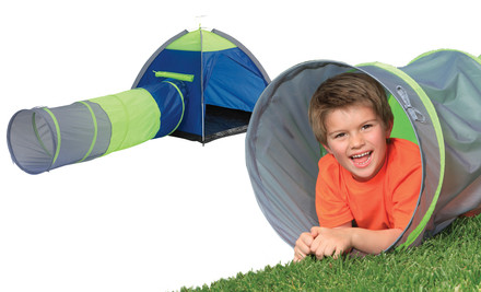 Discovery Kids Two Piece Play Tent Only $22 Shipped (Save 45%)