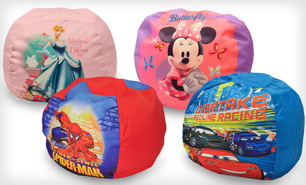 Cartoon-Character Bean Bag Chair Only $19 Shipped (Save 62%)