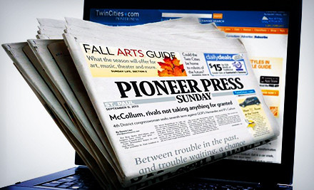 Pioneer press sunday coupons