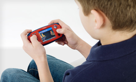 RackMultipart20130117 25854 zdjj98 medium Spiderman Handheld Game Console $25 Shipped (Save 60%)