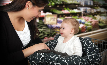 Floppy Seat Baby Shopping-Cart and High-Chair Cover Deals for only $25 instead of $39