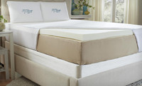 Nature's Sleep Memory Foam Topper as low as $89 Shipped!